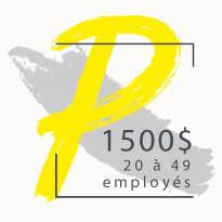 Entreprise de 20 à 49 employés
