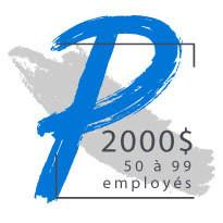 Entreprise de 50 à 99 employés