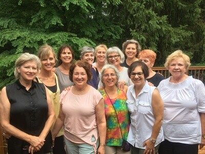 Voicings Camp on Cape Cod, MA   Sept  24 - 26, 2021