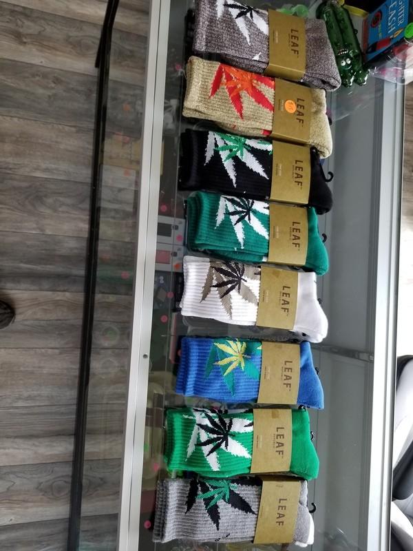 ganja socks
