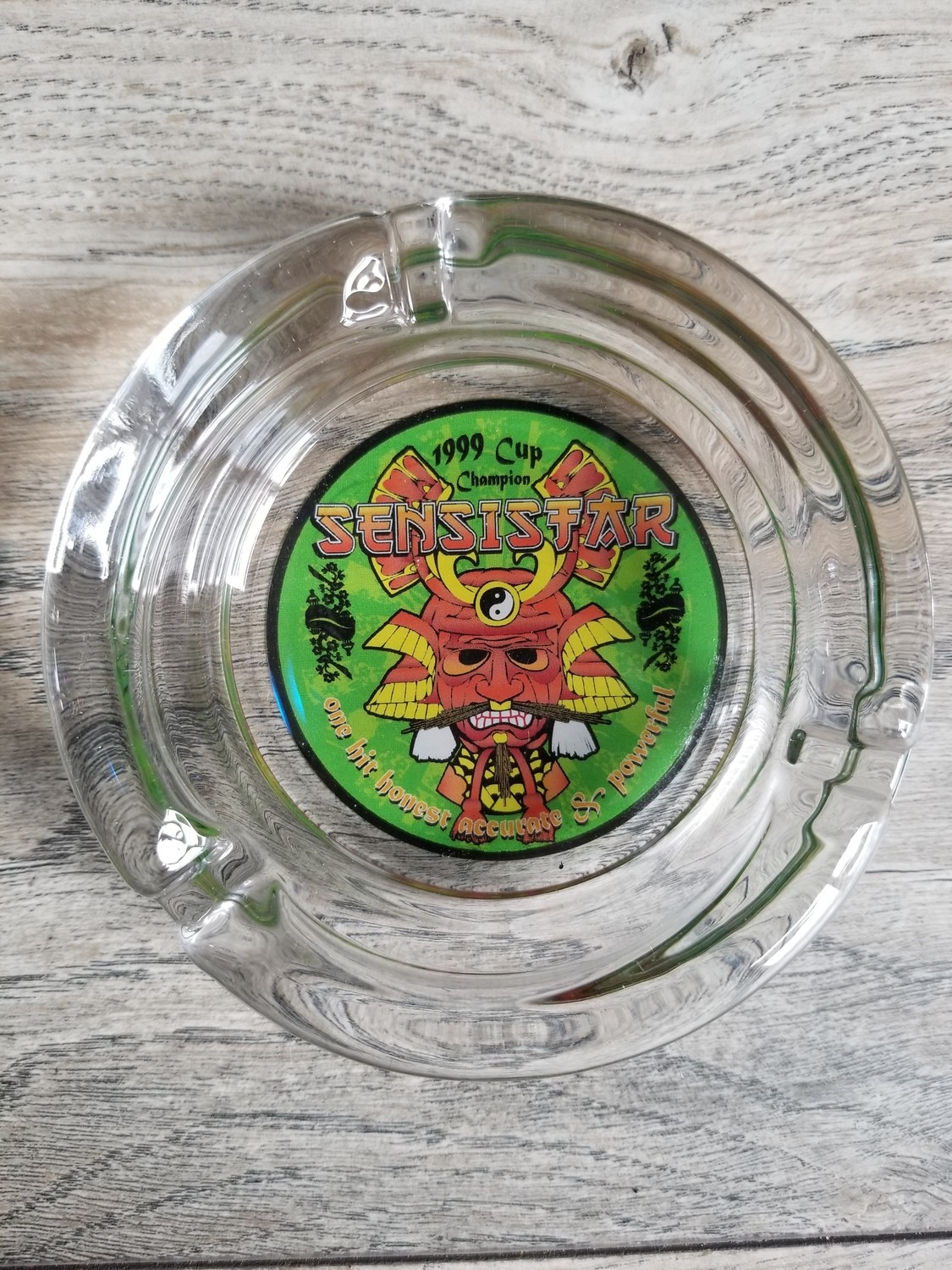 ASHTRAY (SENSI STAR)