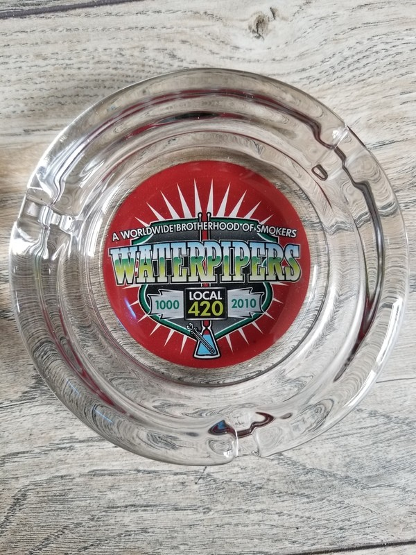 ASHTRAY (WATERPIPERS)