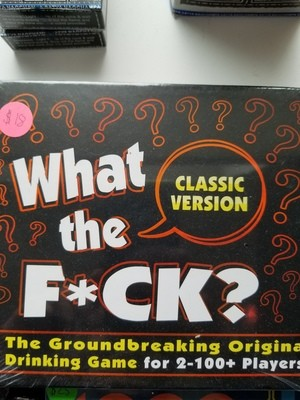 GAME WHAT THE F*CK CLASSIC VERSION