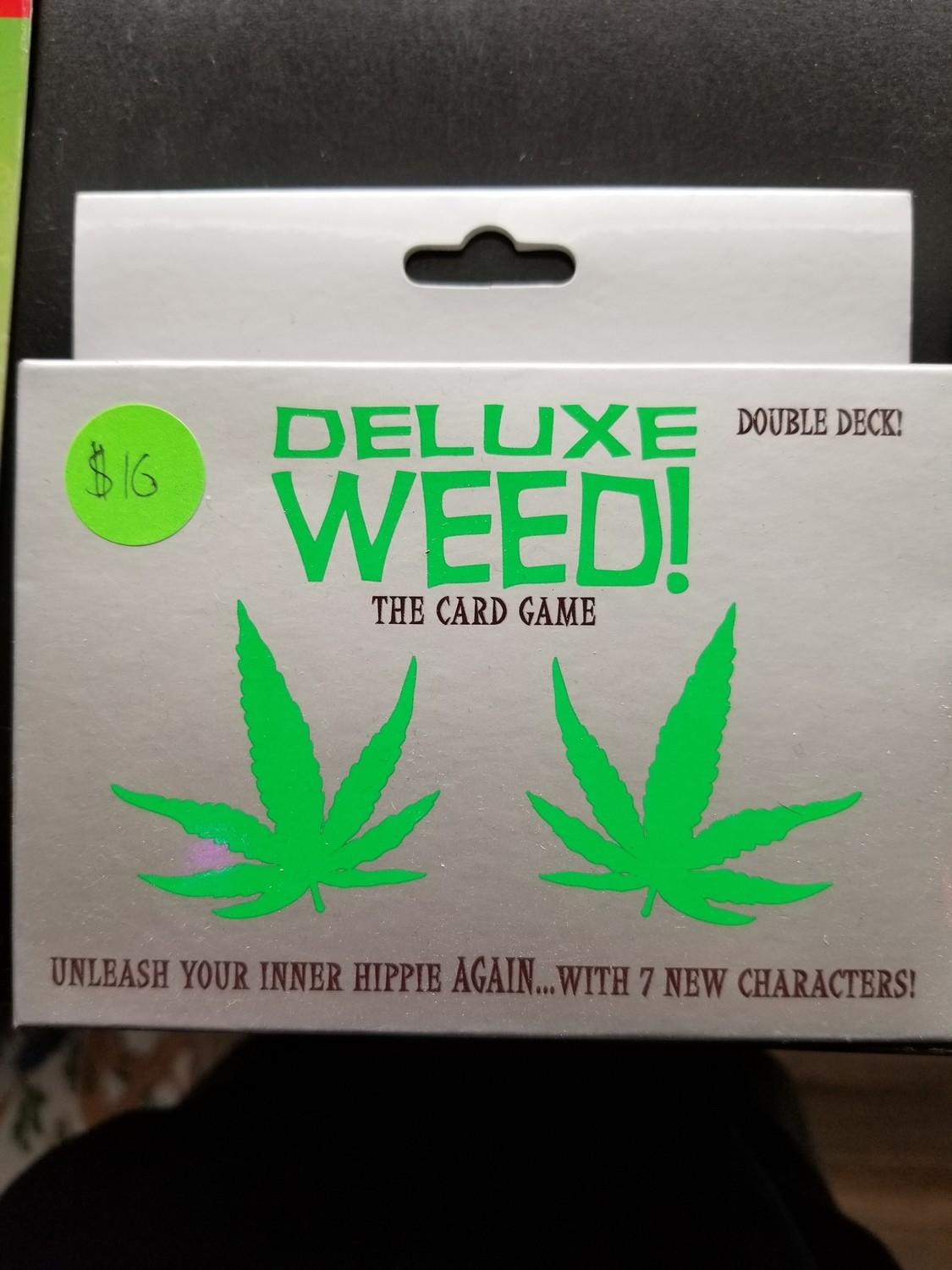 GAME WEED DELUXE EDITION