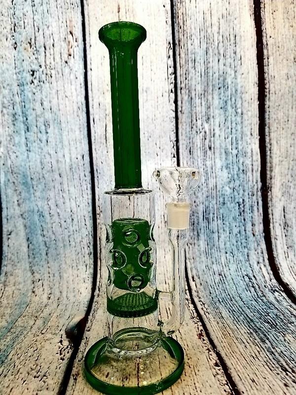 WATERPIPE GREEN SWISS
