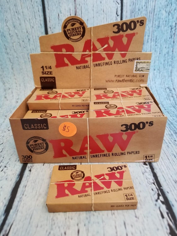 Raw 300s