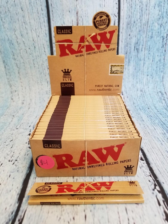 RAW KING SIZE SLIM