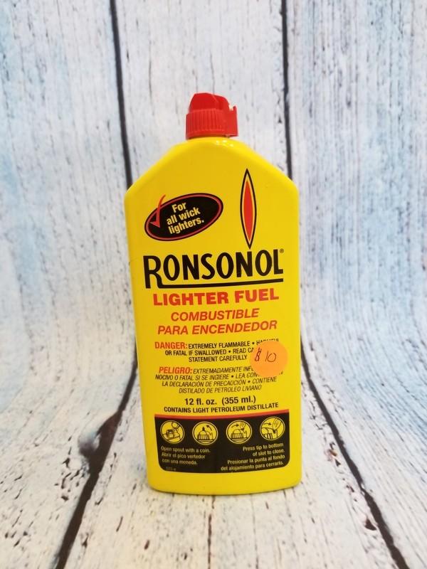 Ronsonol lighter fluid