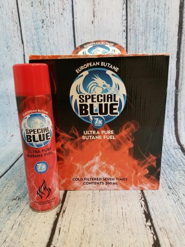 Special Blue 9x butane