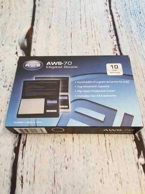AWS-70 DIGITAL SCALE