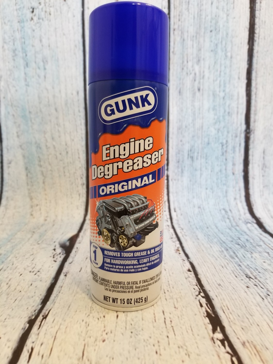STASH CAN ENGINE DEGREASER