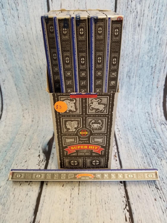 super hit incense box