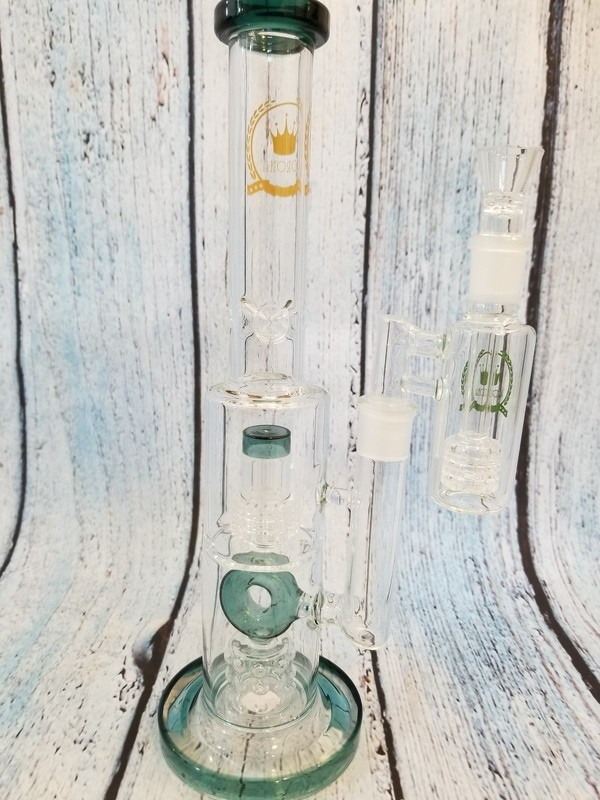 WATERPIPE CHANDELIER HEAD HIVE PERC WITH PRECOOLER