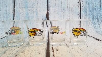 Hazy Day Shot Glass