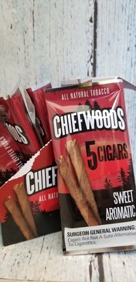 ChiefWoods Sweet Aromatic 5 Pack