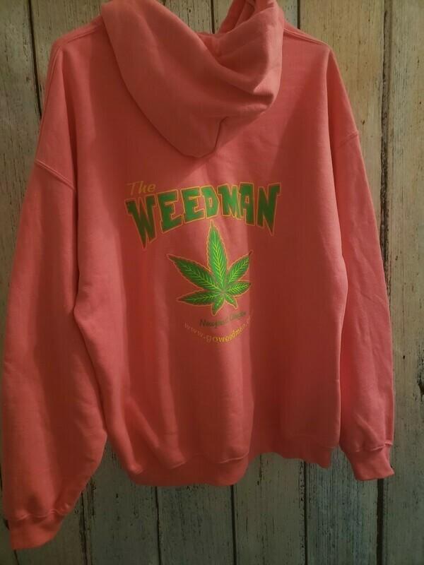 WEEDMAN SWEATER PINK