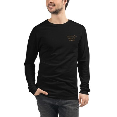SHP Embroidered Long Sleeve Tee
