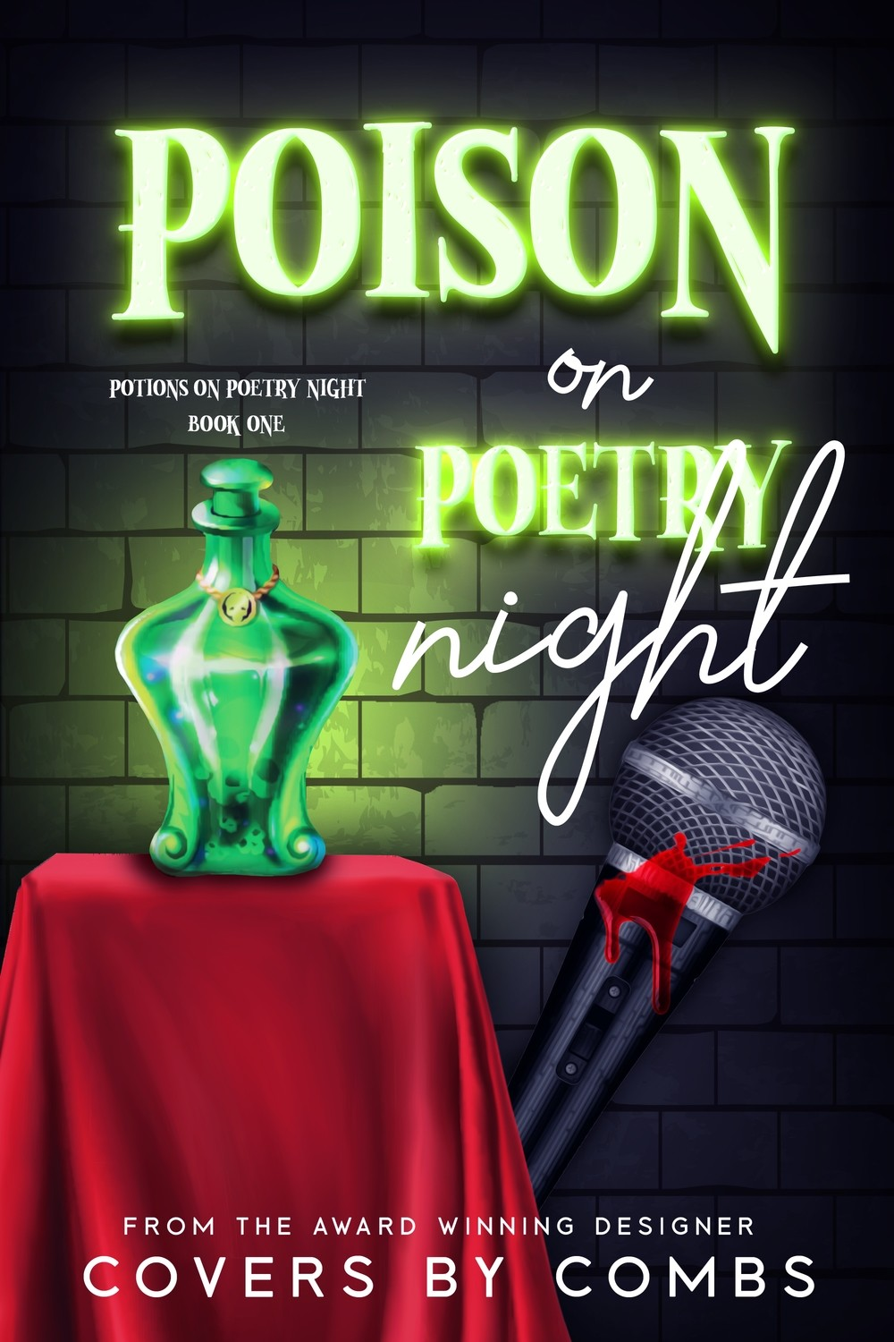 Potions on Poetry Night (Set of 3)