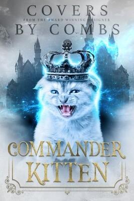 Commander Kitten