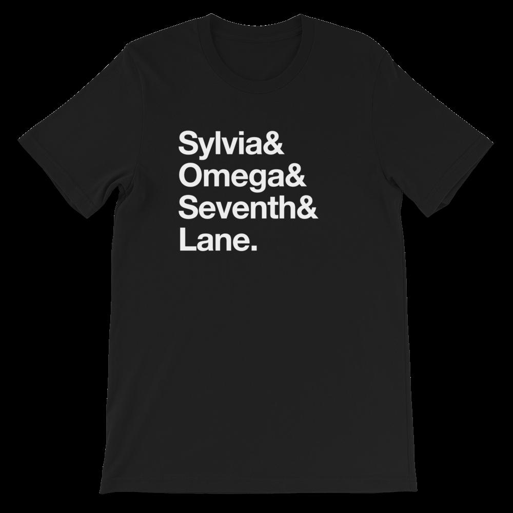 S+L Helvetica Tee