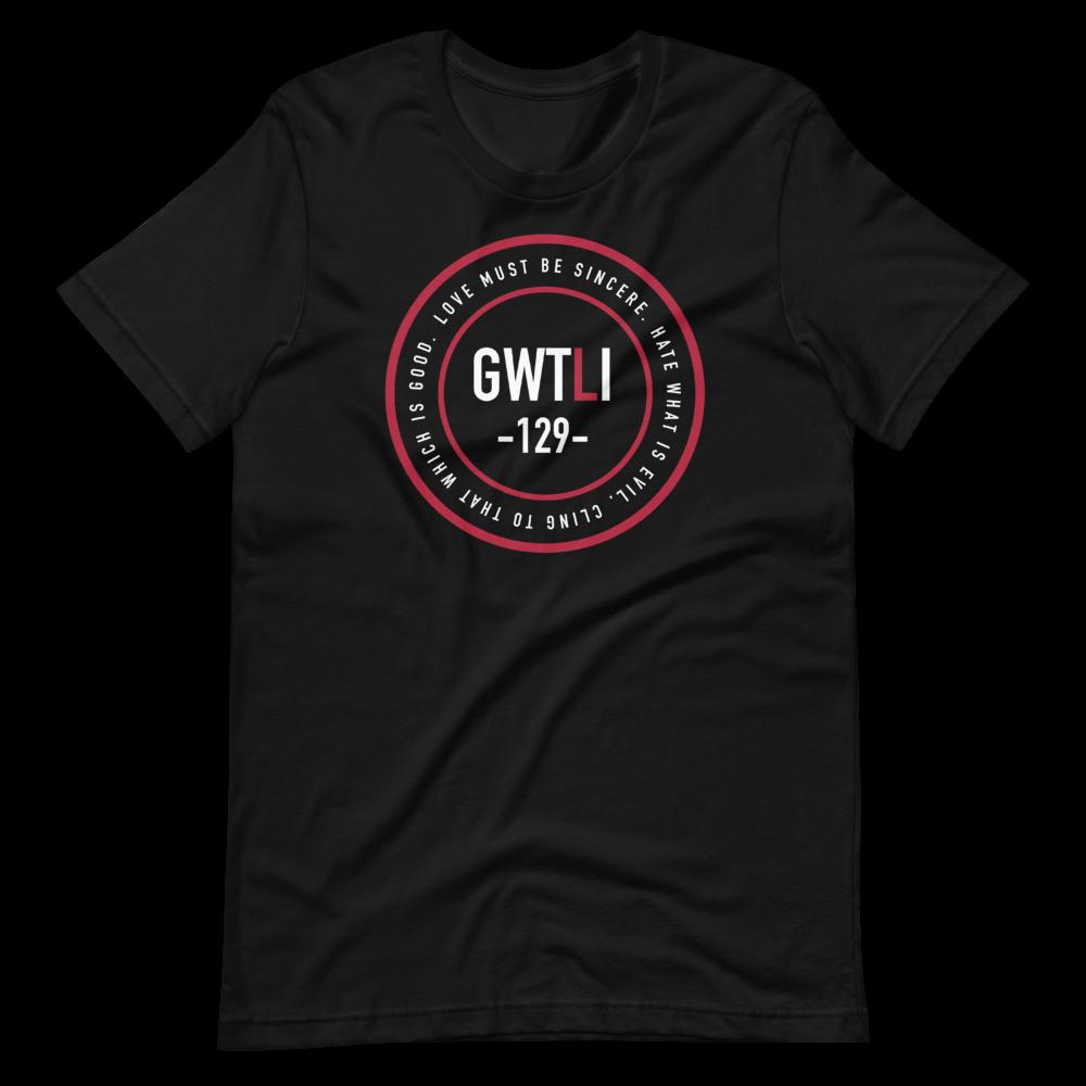 GWTLI Collegiate Short-Sleeve Unisex T-Shirt
