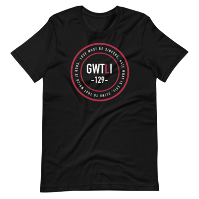 GWTLI Collegiate Short-Sleeve Unisex T-Shirt