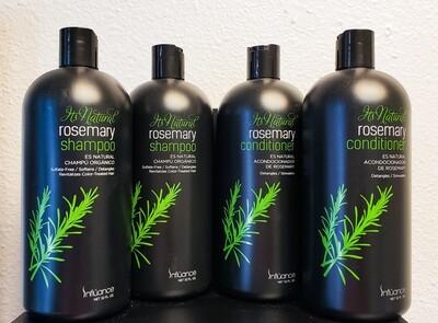 Rosemary Stimulating Shampoo Set