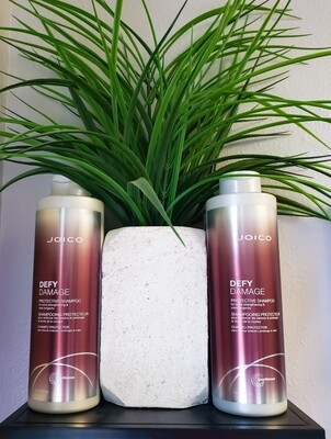 Joico Defy Damage Cleansing Duo