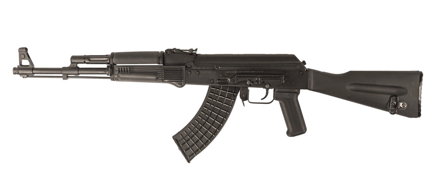 SLR107-11 Kalashnikov Style Rifle (AK) Ammo included