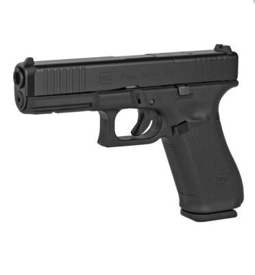 "Glock, 17 Gen5 MOS Full Size, 9MM, 4.49"" Marksman Barrel"