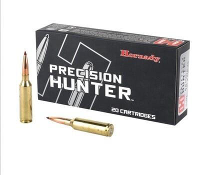 Hornady, Precision Hunter, 6.5 PRC, 143 Grain, ELD-X, 20 Round Box
