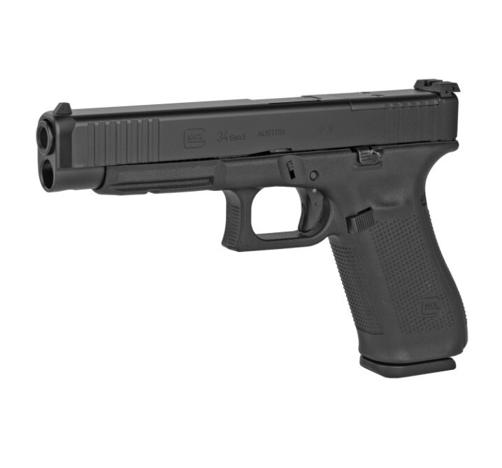 Glock, 34 Gen5, Competition MOS Modular Optic System