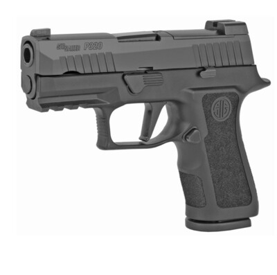 Sig Sauer, P320, X-Compact, Semi-automatic, Striker Fired, 9MM