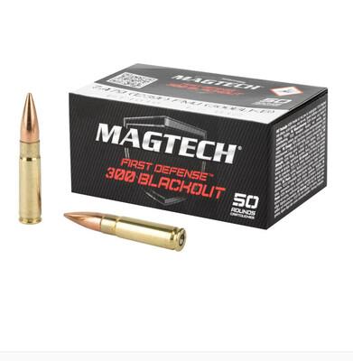 Magtech, First Defense, 300 Blackout, 123 Grain,