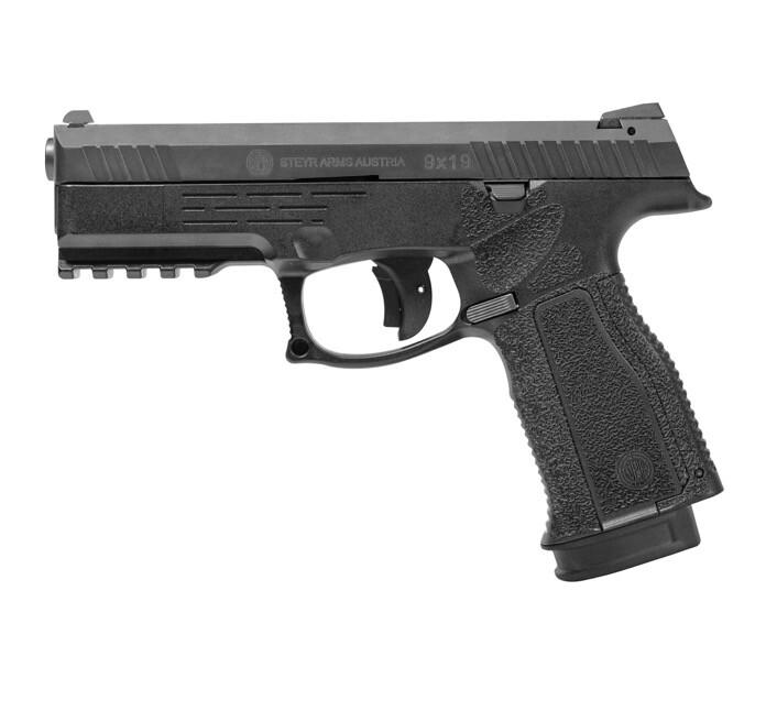 "Steyr Arms, L9-A2 MF, Semi-automatic, Striker Fired, Full Size, 9MM, 4.5"" Barrel"