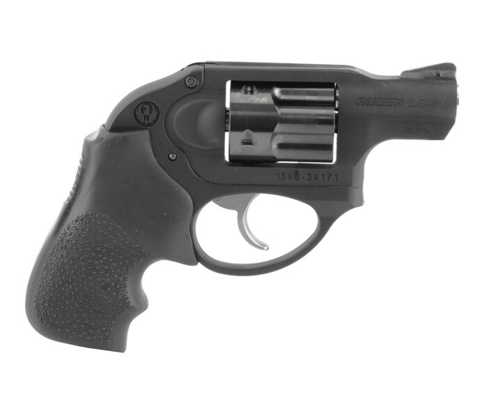 """Ruger, LCR, Double-Action Revolver, 38 Spl +P, 1.875"""" Stainless Steel Barrel"""