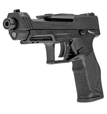 """Taurus, TX22 Competition, Semi-automatic, Striker Fired, 22 LR, 5.4"""" Barrel, Black"""