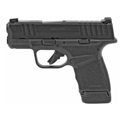 Springfield, Hellcat, Semi-automatic 9mm