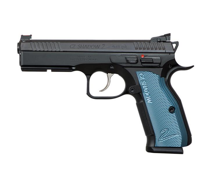 "CZ, Shadow 2, Semi-automatic, DA/SA, Full Size Pistol, 9MM, 4.89"" Barrel"