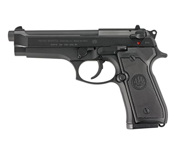 "Beretta, 92FS, DA/SA, Full Size, 9MM, 4.9"" Barrel,"