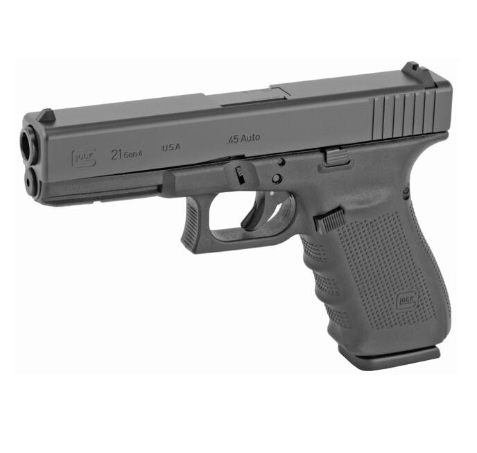 Glock, 21 Gen 4,