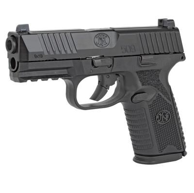 "FN America FN 509 Semi-automatic Striker Fired Mid Size 9MM 4"" Barrel"