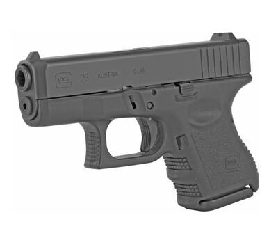 Glock 26 Semi-automatic