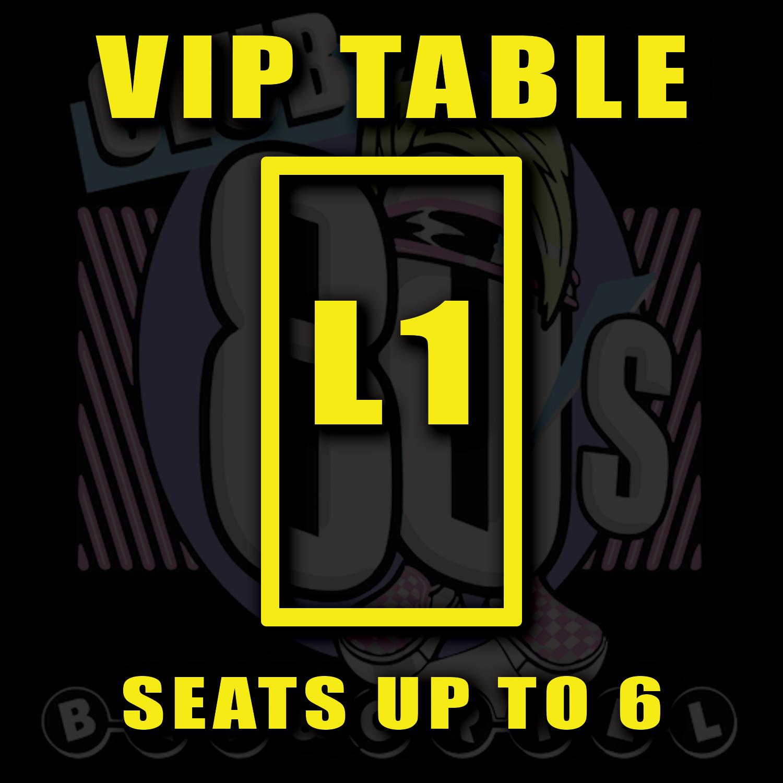 VIP TABLE L1