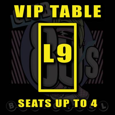 VIP TABLE L9