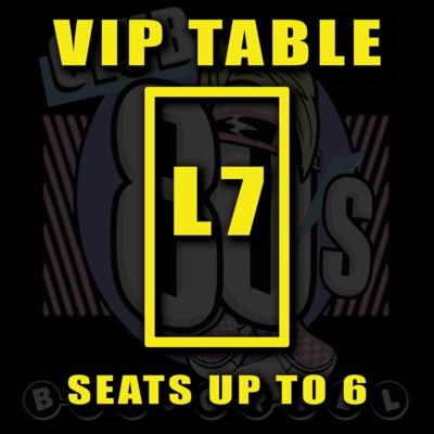 VIP TABLE L7