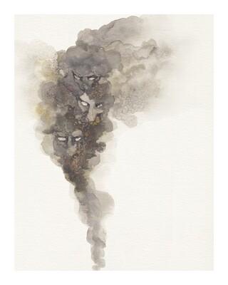 Smoke—Forgiveness Print Series