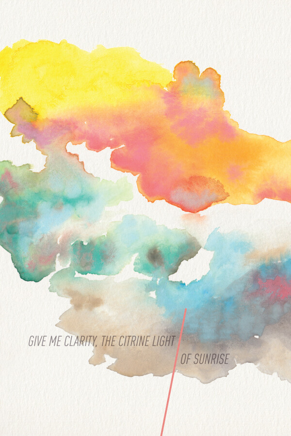 Sunrise—Forgiveness Postcard Series