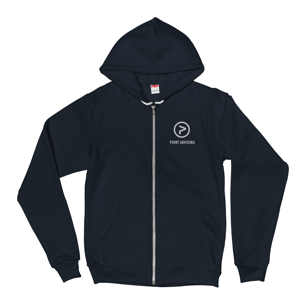 PA Embroidered Zip Hoodie - (Unisex)