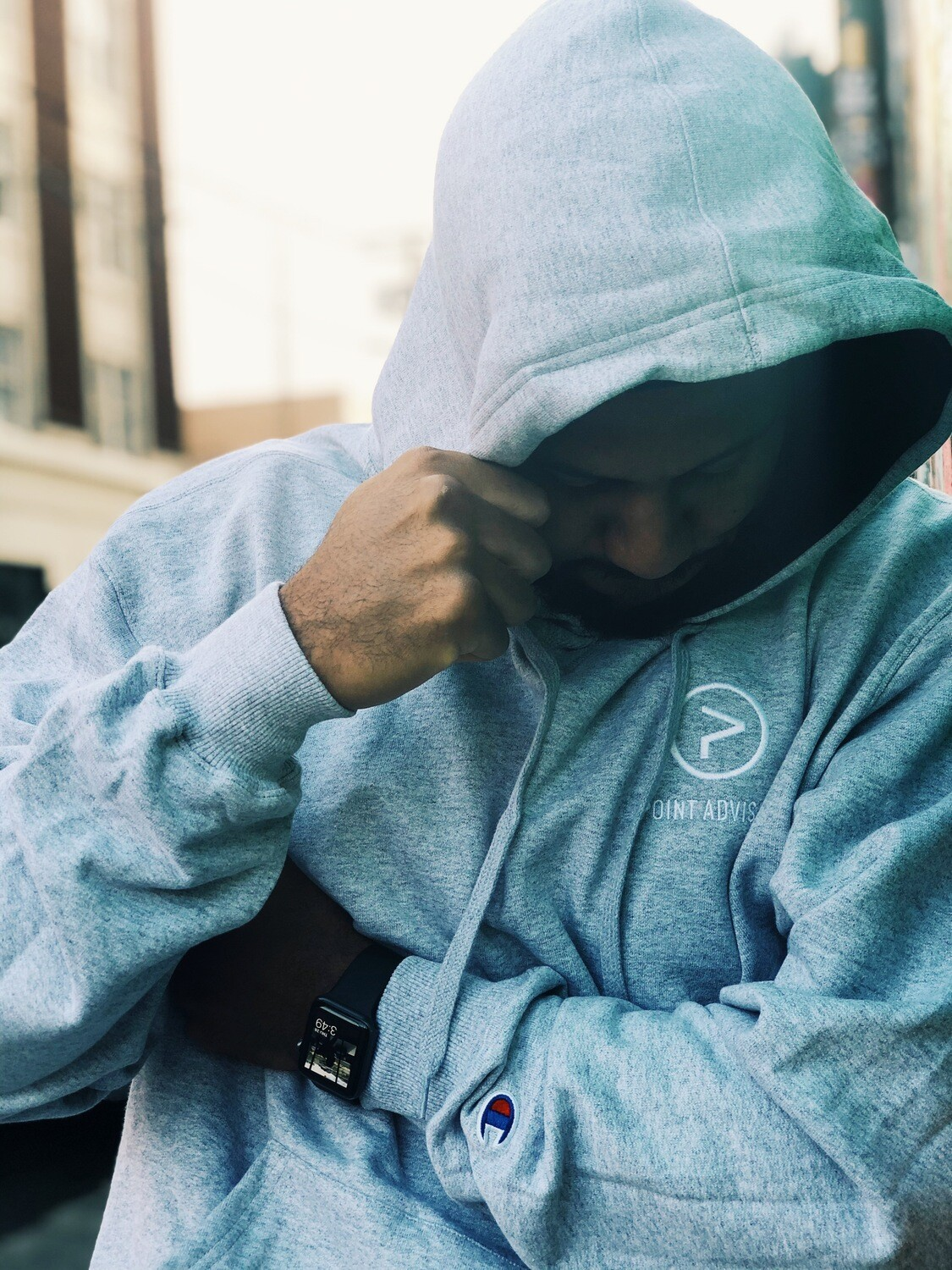 PA Embroidered Champion Hoodie - (Unisex)